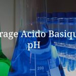 Titrage Acido- Basique par mesure de pH