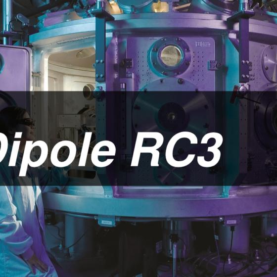 le dipole RC3 electrique