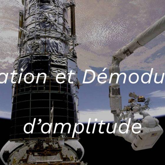 Modulation et Démodulation d'amplitude